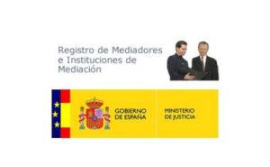 Mediadior registrado en el Ministerio de Justicia