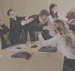 La mediación organizacional disminuye las tensiones e incrementa la productividdad